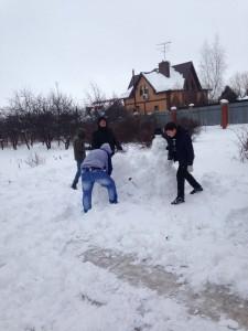Снежные наркоманы