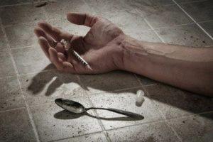 Причины смерти наркоманов, как остановить смерть