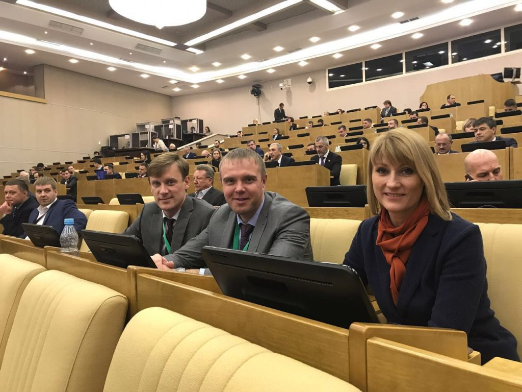 Участие Владимира Кокарева в Международной конференции «Парламентарии против наркотиков»